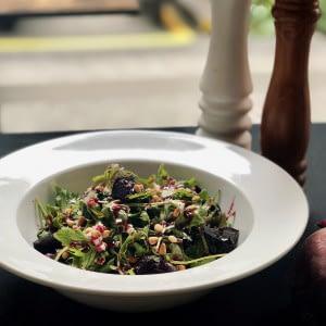 Beetroot and Feta Salad