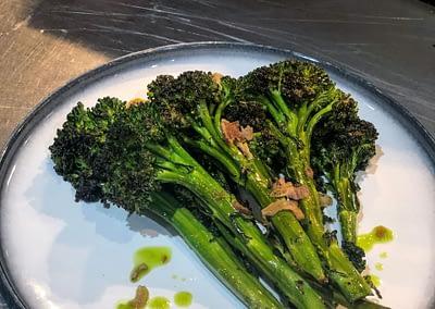 Grilled Broccolini